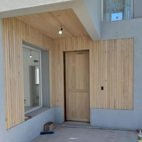 Revestimientos  madera