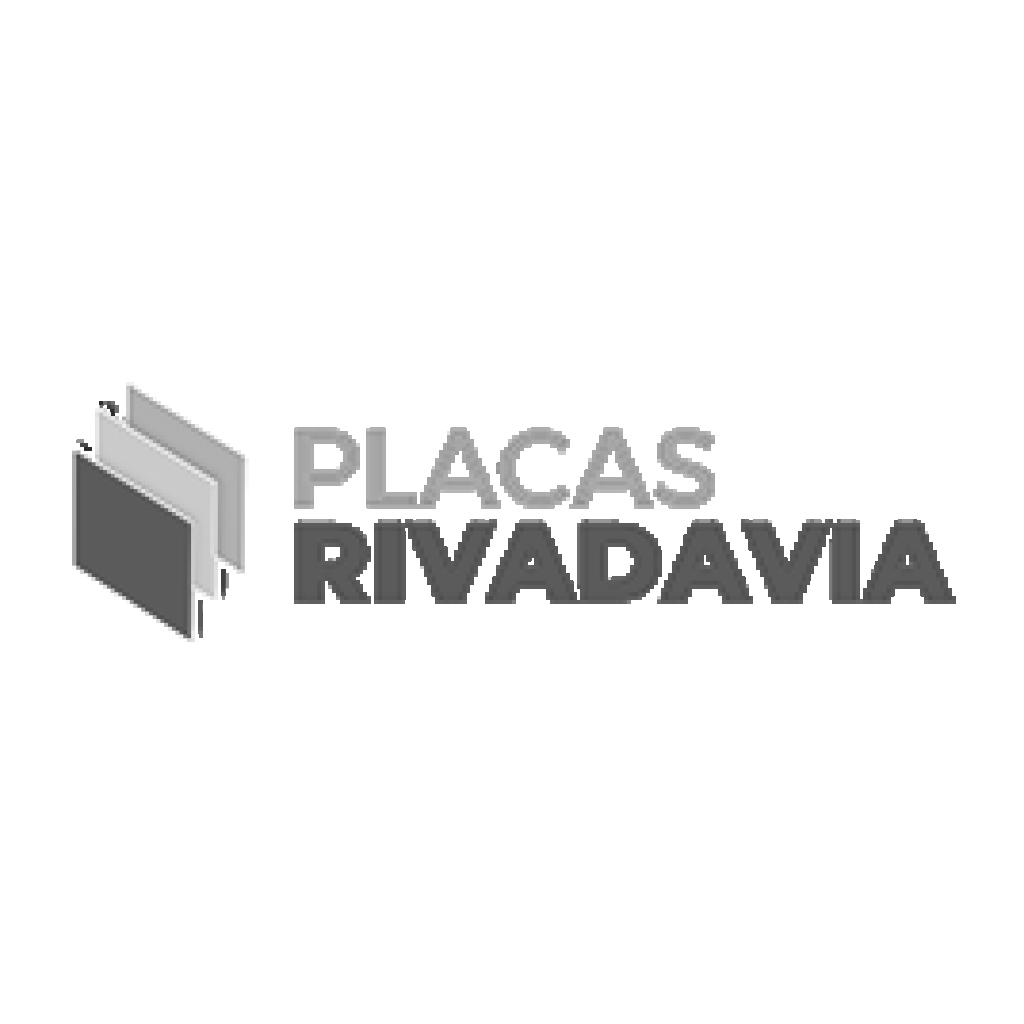 Placas Rivadavia